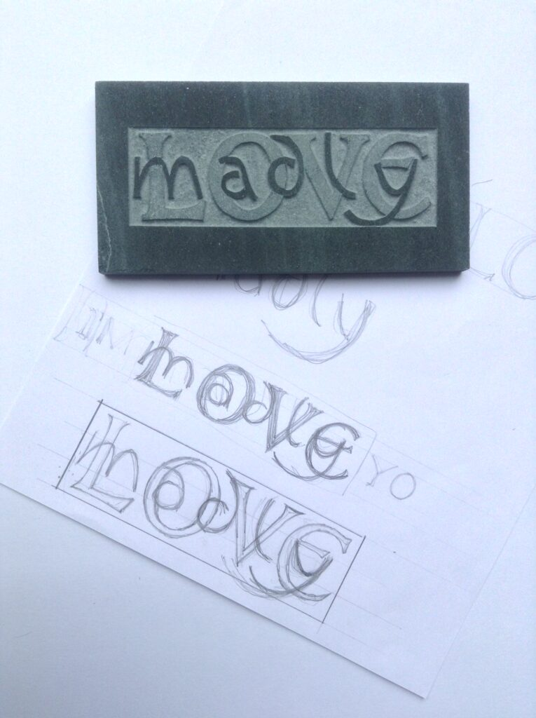 Letter Cutting
