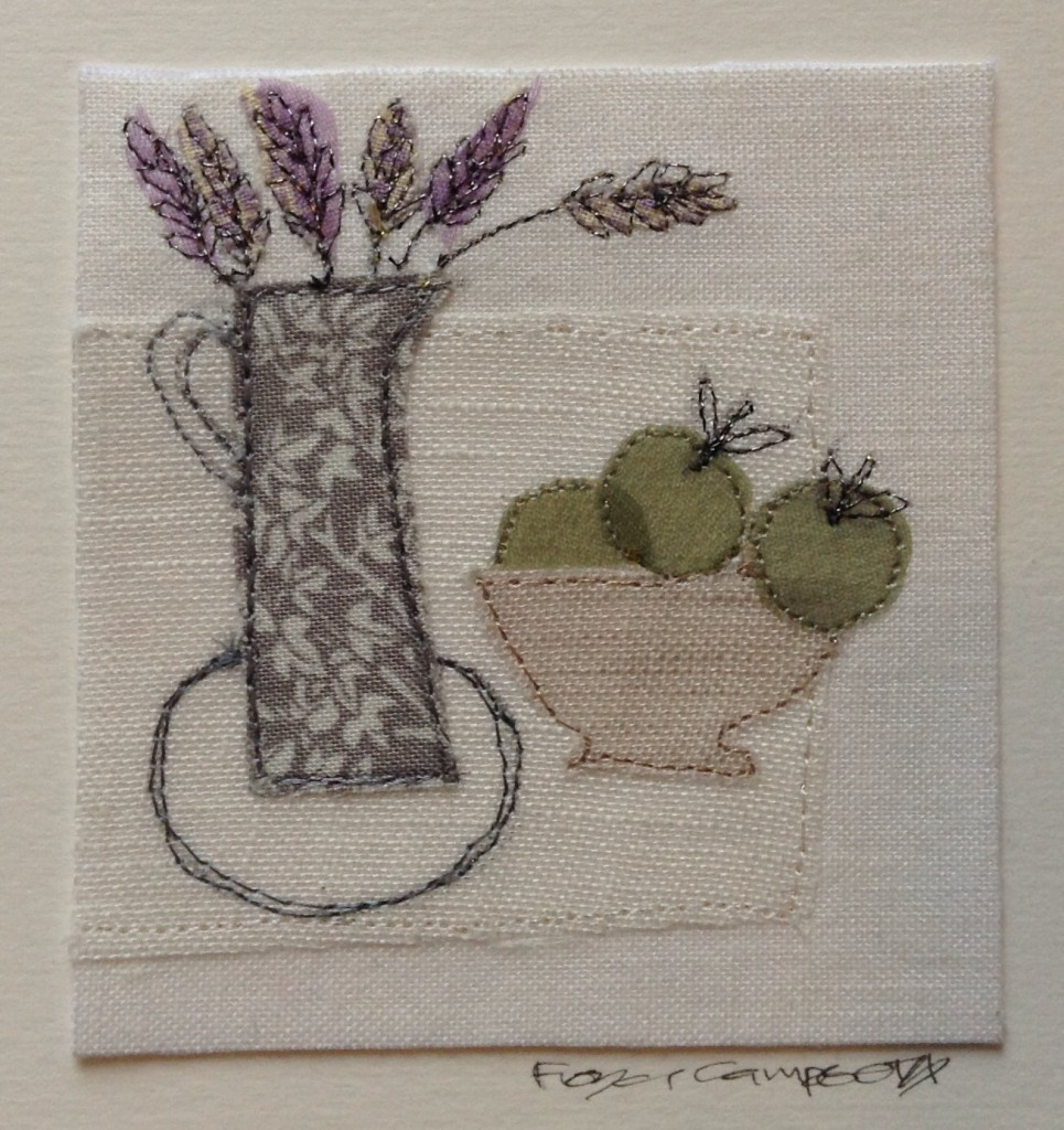 Lavender Jug Card