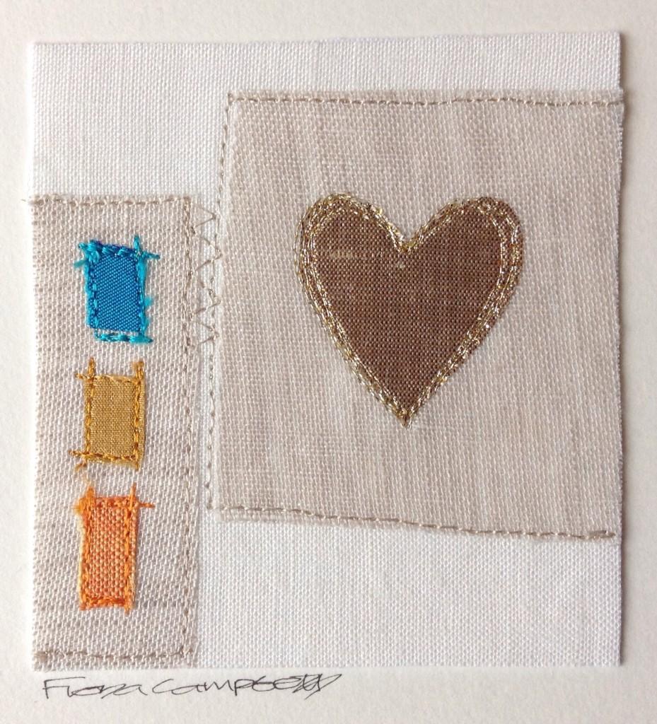 Heart & Jewels Card