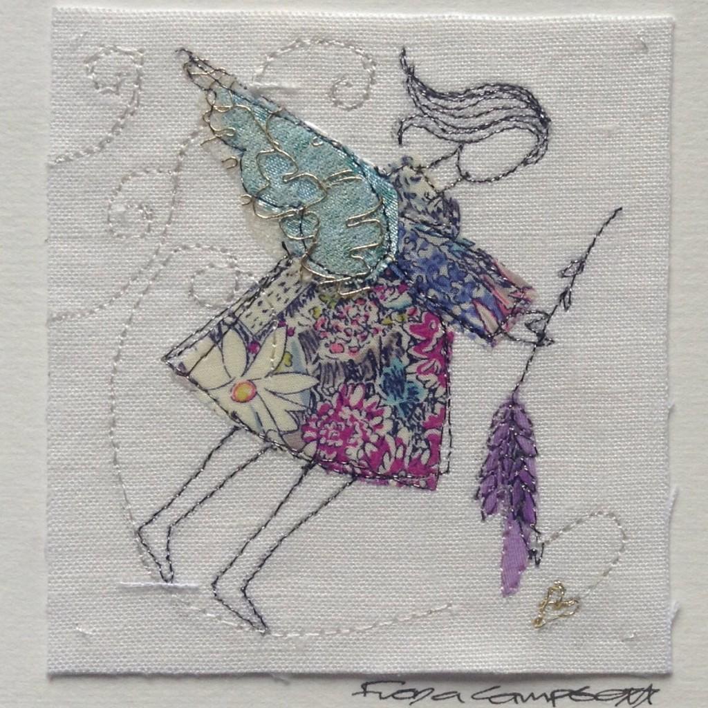 Summer Angel Card 2